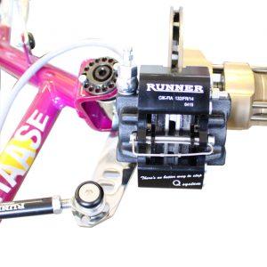 Edox DD2 Front brakes